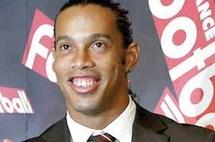 Pour salaires impayés :  Ronaldinho pourra quitter Flamengo