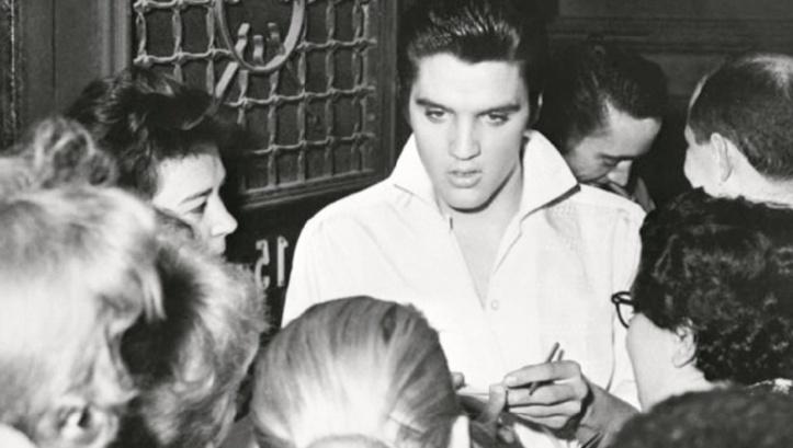 Elvis Presley, rocker et agent secret dans une prochaine série animée de Netflix