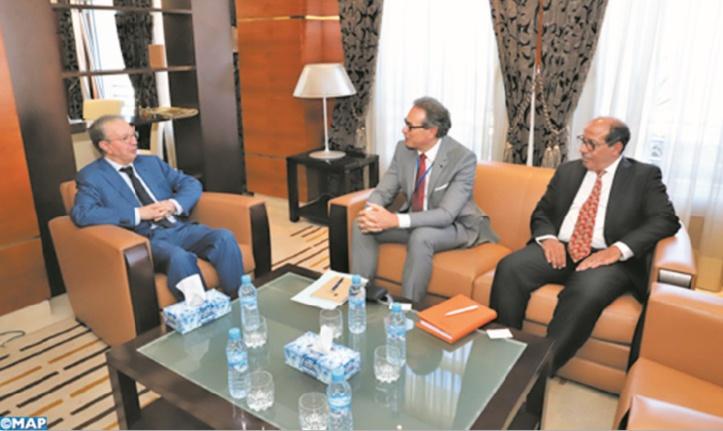 L'UNFPA veut collaborer avec le Maroc pour la création des bases de données régionales