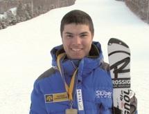 Jeux Olympiques d'hiver de la jeunesse : De l'or pour Adam Lamhamedi