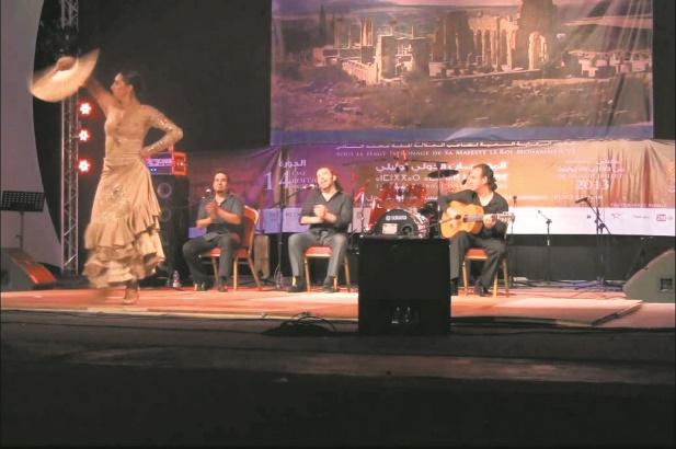 Le Festival international de Volubilis de musique mondiale traditionnelle de retour à Meknès