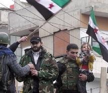 L'opposition syrienne s'organise : Création d'un  bureau de liaison entre le CNS et l'Armée libre