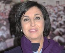 """Nouvelle secrétaire générale du PSU, Nabila Mounib livre ses grandes priorités : """"Le front de gauche ne peut pas se faire sans l'USFP"""""""