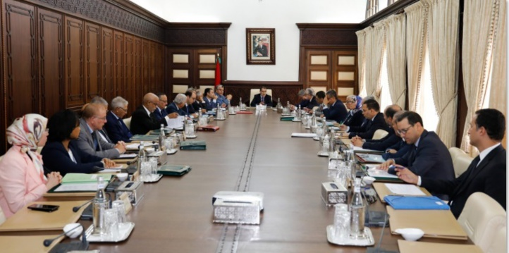Finalisation des plans de transfert des compétences de l'administration centrale vers les régions