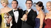 """Candidat incontournable aux prochains Oscars : """"The Artist"""", grand vainqueur des Golden Globes"""