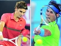 Open d'Australie : Federer, implicitement critiqué par Nadal, calme le jeu