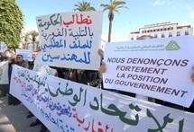 Le cas du président de l'UNIM toujours en suspens : Les ingénieurs en sit-in de protestation