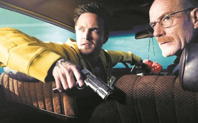 """Un film dérivé de la série """"Breaking Bad"""" bientôt sur Netflix"""