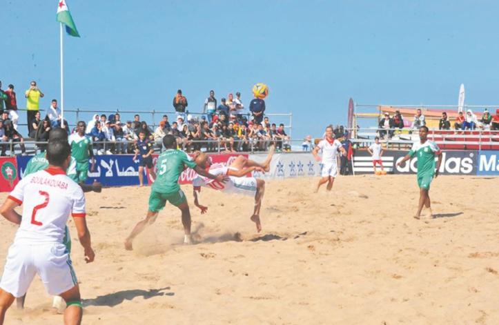 Tirage au sort des Jeux mondiaux de plage