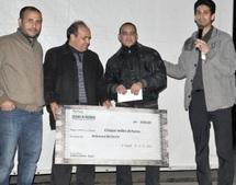 Mohamed Belouch remporte le Prix Issni N'Ourgh de la critique