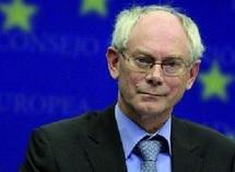 L'abaissement de la note du FESF ne «réduit pas sa capacité», selon Van Rompuy : La taille du Fonds de secours européen devrait être réexaminée en mars