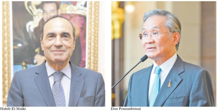 Le ministre des A.E thaïlandais appelle à l'intensification des échanges bilatéraux