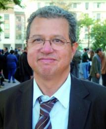 Kamal Daissaoui fait chevalier de l'Ordre  des sciences et de l'innovation à Londres