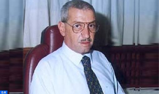 Miloudi Hamdouchi passe l'arme à gauche