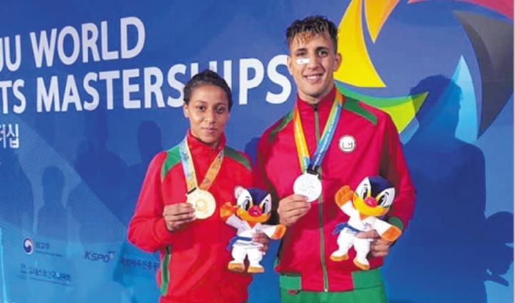 World Martial Arts Masterships : Le Maroc s'est paré d'or