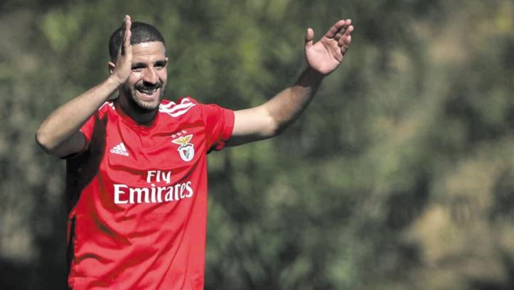 Adel Taarabt, heureux de son retour en équipe nationale