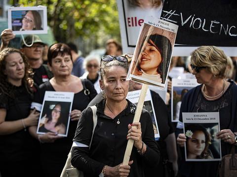 La France annonce une série de mesures contre les violences conjugales