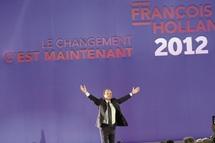 Présidentielles françaises : Hollande déclare la guerre au monde de la finance