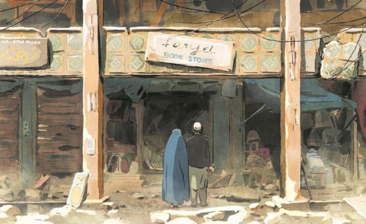 Les hirondelles de Kaboul De la poésie au pays des Talibans