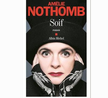 Le roman d'Amélie Nothomb s'installe en tête des ventes en France