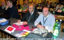 Le congrès de l'AIPS et la fête des journalistes sportifs au centre d'une réunion de l'AMPS