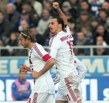 L'AC Milan reste aux trousses de la Juve