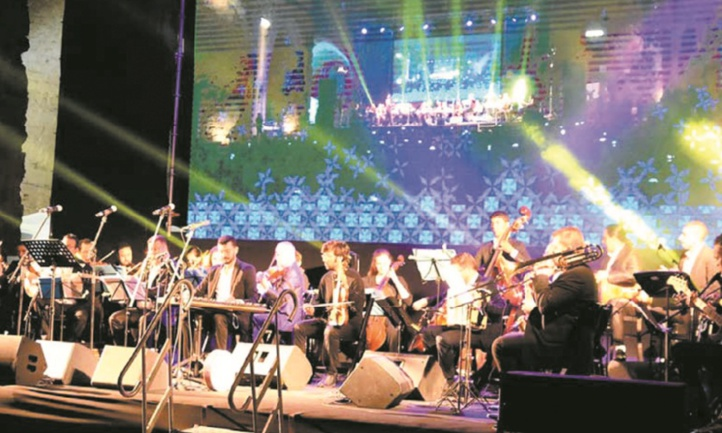 L'Orchestre philharmonique Symphonyat universalise le répertoire marocain