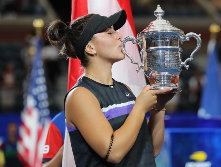 Andreescu, insouciante et trop forte pour Serena Williams