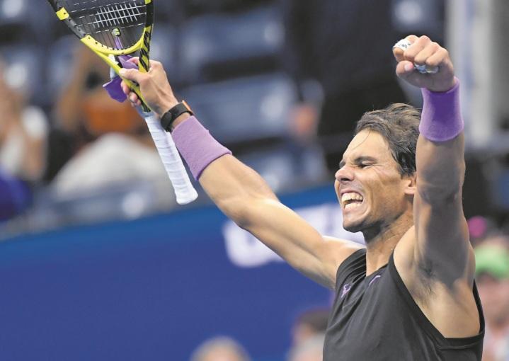 US Open : Nadal sur les talons de Federer, bientôt devant ?