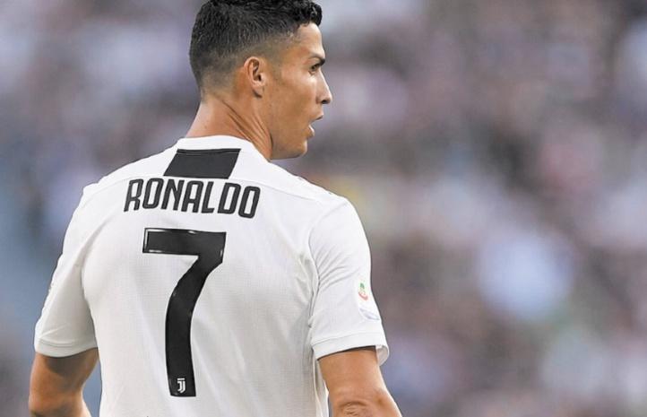 Ronaldo touchera 162 millions d'euros grâce à son nouveau contrat avec Nike
