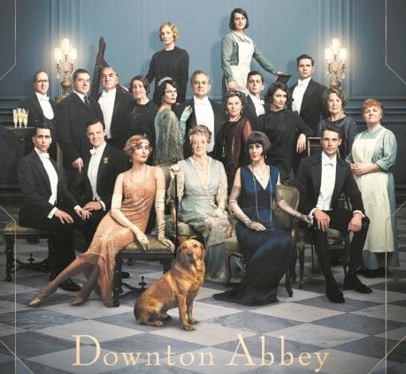 """Grande première à Londres du film """"Downton Abbey"""""""