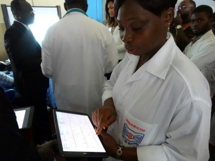 En Côte d'Ivoire, la télémédecine révolutionne la prise en charge des malades du cœur