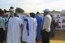 Marche de protestation des anciens séquestrés de Tindouf