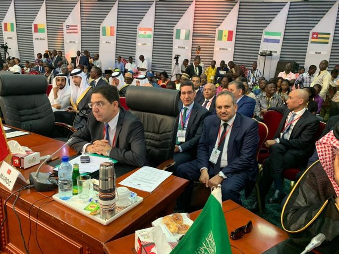 Nasser Bourita : Le développement humain est la clé de la durabilité de l'action contre le terrorisme