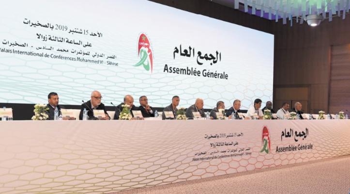 Jamal Snoussi rempile à la tête de la LNFA