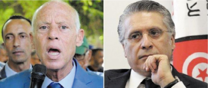 Vers un duel entre candidats hors normes au 2ème tour de la présidentielle en Tunisie