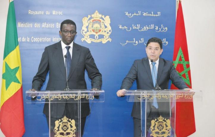 Le Sénégal réitère son soutien à la marocanité du Sahara