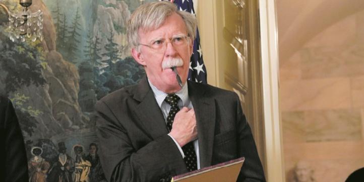 Bolton, un va-t-en-guerre finalement incompatible avec le trumpisme