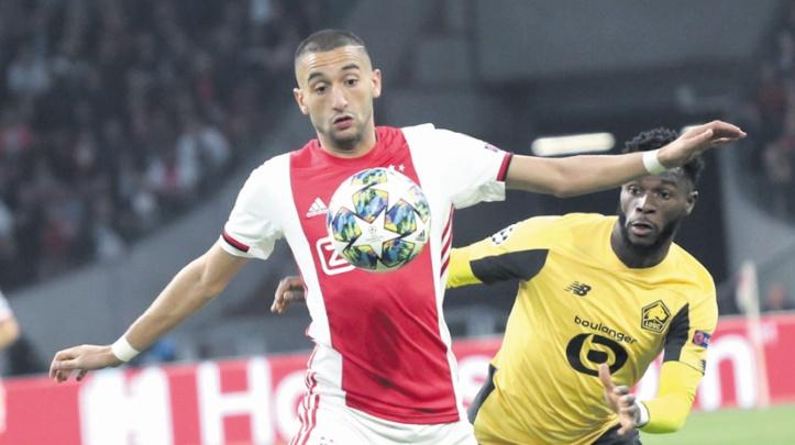 Liverpool chute, l'Ajax carbure et le Barça s'en tire à bon compte