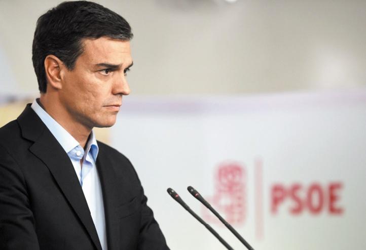 Pedro Sanchez : J'espère que les Espagnols donneront une majorité plus large au Parti socialiste