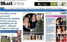Le Daily Mail talonne le New York Times en audience sur le web