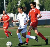 Eliminatoires de la CAN-2012 dames : L'équipe nationale féminine passe le tour de chauffe