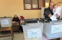 Elections en Egypte : Début du vote pour l'élection de la Chambre haute