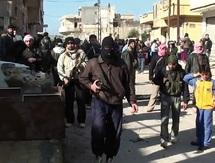 Syrie : La banlieue nord de Damas en état de siège