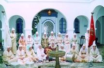"""L'ensemble musical """"Hadra Chefchaounia"""" enchante le public tunisien"""