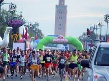 Marathon international de Marrakech : Trois athlètes au-dessous de 02 h 10 min