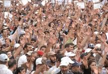 Les salafistes prennent le relais des adlistes : Le Mouvement du 20 février reprend du poil de la bête