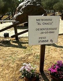 Une météorite vieille de 4.000 ans au cœur d'une polémique en Argentine