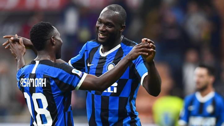 Calcio : L'Inter s'offre le derby lombard et la pole position