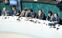 Fathallah Oualalou en Italie : Printemps arabe et coopération décentralisée sous la loupe